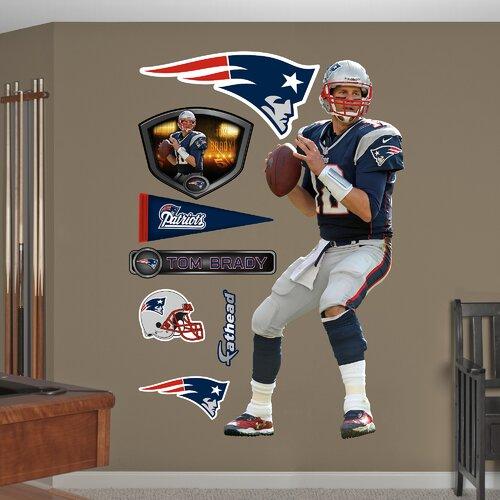 Fathead NFL Wall Decal