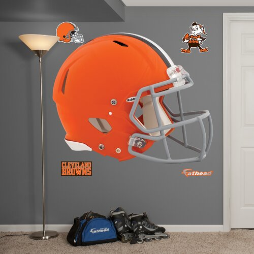 NFL Revolution Helmet Wall Decal