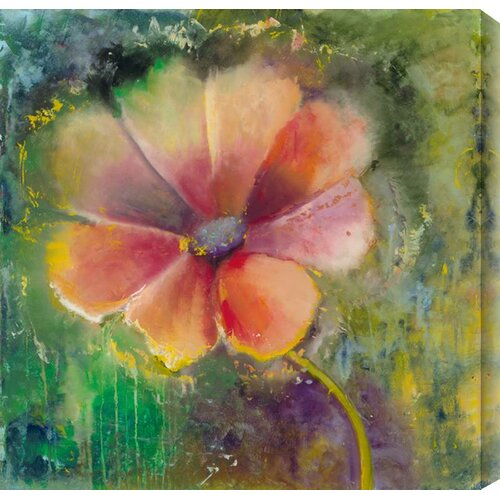Blossom by Katherine Houston Wall Art in Blue