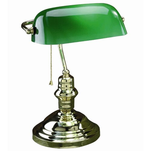 Lite Source Banker's Table Lamp