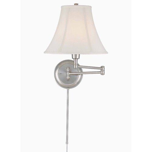 Lite Source Swing Arm Wall Lamp