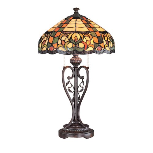 """Lite Source Tryphena 27"""" H Table Lamp"""