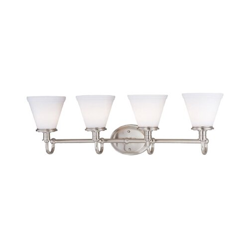 Lite Source Bastien 4 Light Vanity Light