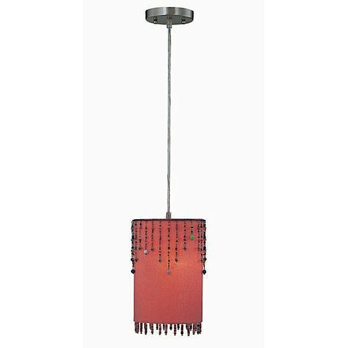Lite Source 1 Light Mini Pendant