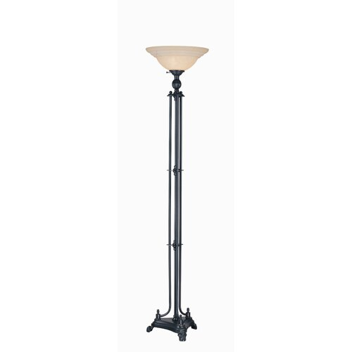 Lite Source Torch Floor Lamp