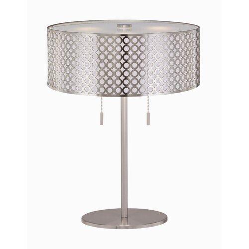 "Lite Source 17.75"" H Table Lamp"