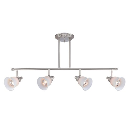 Lite Source 4 Light Pendant