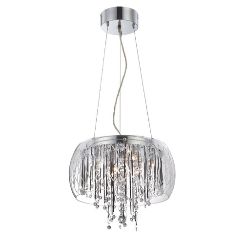 Belladonna 8 Light Ceiling Lamp