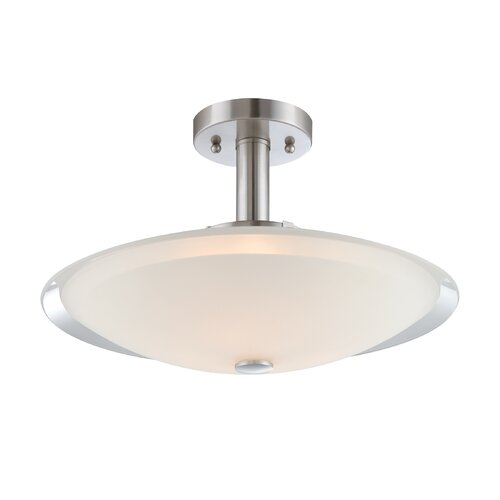 Lite Source Natharie Flush Mount