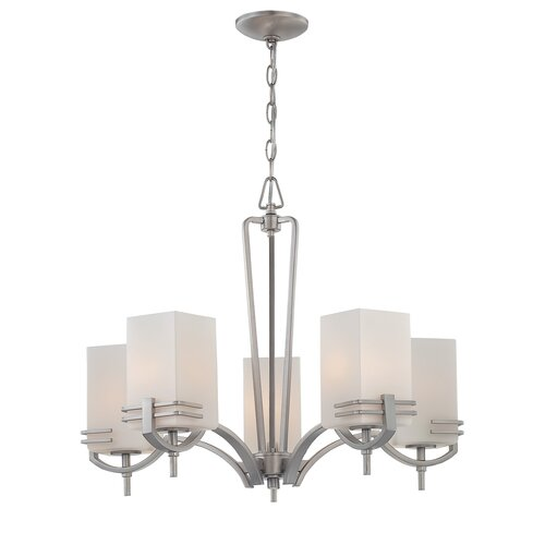 Logan 5 Light Chandelier