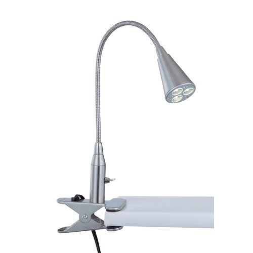 Lite Source Maxx I Clip-on Table Lamp