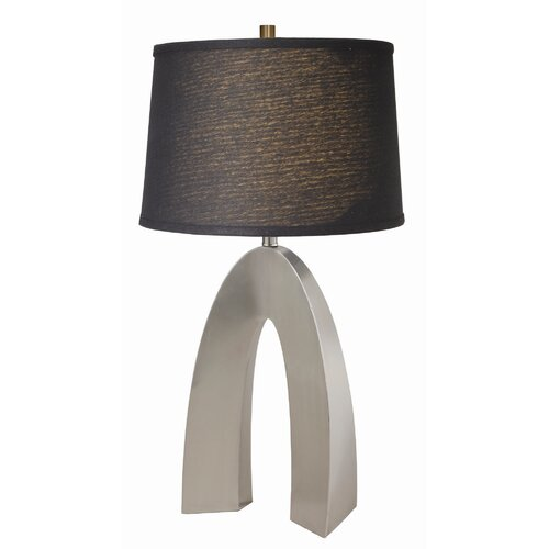 """Lite Source Forster 32"""" H Table Lamp with Empire Shade"""