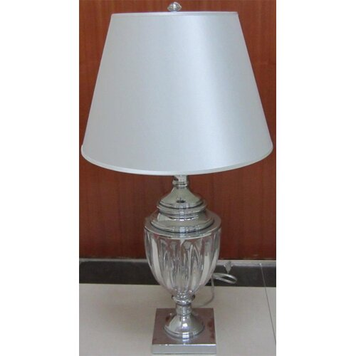 "Lite Source Sasilvia 31.5"" H Table Lamp with Empire Shade"