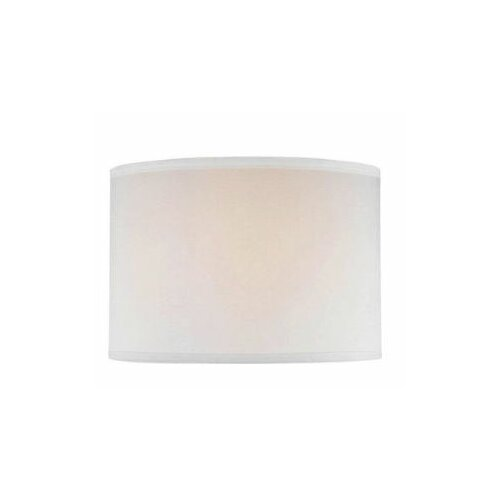 Drum Lamp Shade in Off White
