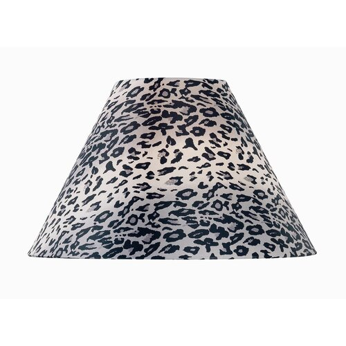 "Lite Source 16"" Fabric Bell Shade"
