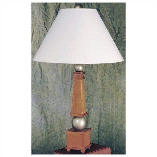 "Lite Source York 23.5"" H Table Lamp with Empire Shade"