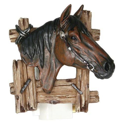 Horse 3D Night Light