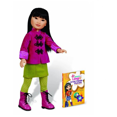 Karito Kids World Collection Ling Doll