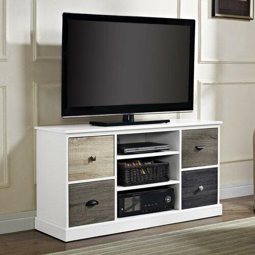 home loft concept 48 tv stand i reviews wayfair. Black Bedroom Furniture Sets. Home Design Ideas