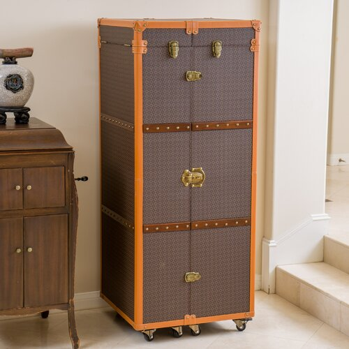 Brisco Rolling Bar Cabinet