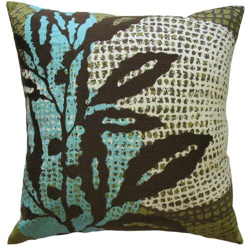 Koko Company Ecco Embroidered Pillow