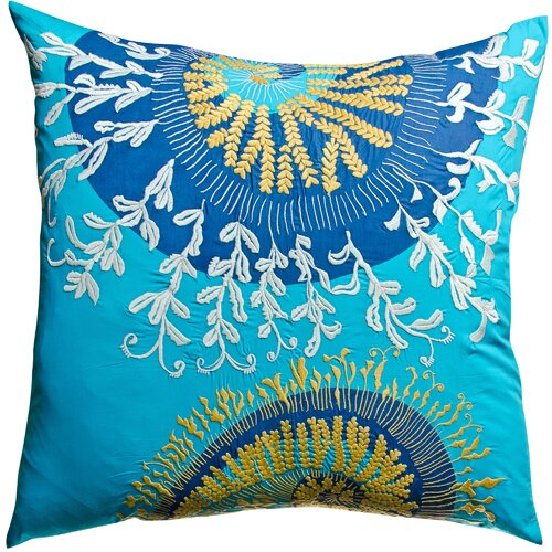 Koko Company Water Cotton Eurosham Pillow