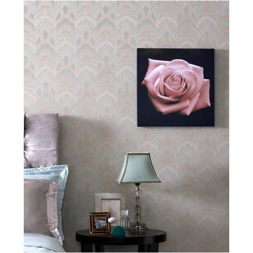 Graham & Brown Graham and Brown Vintage Rose Photographic Print on Canvas