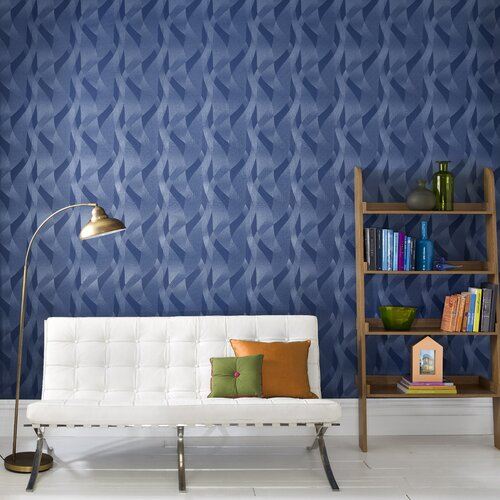 Graham & Brown Hermitage Interlace Geometric Wallpaper