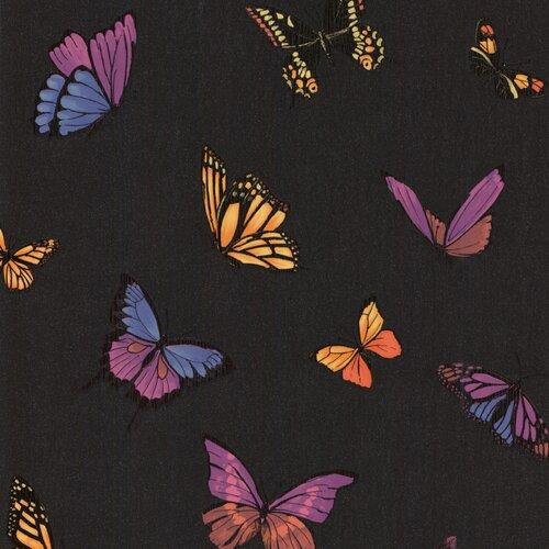 Graham & Brown Fabulous Flutter Wildlife Wallpaper