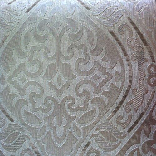 Graham & Brown Hermitage Labyrinth Damask Wallpaper