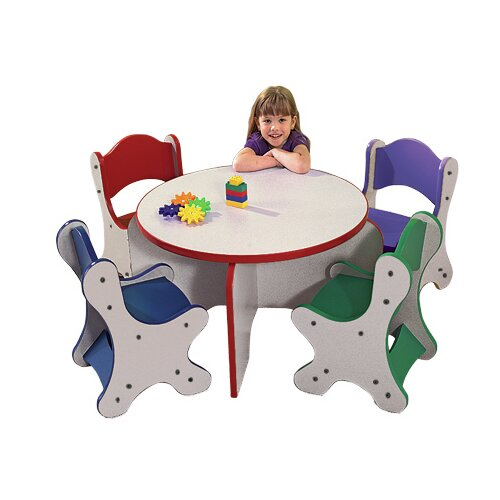 Step2 Lifestyle Kitchen Kids Table And Chair Set & Reviews