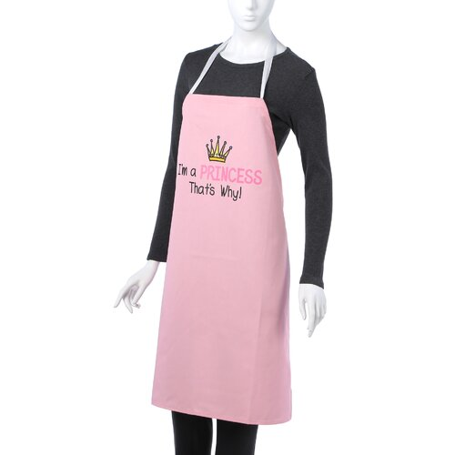 Princess That's Why Pink Apron