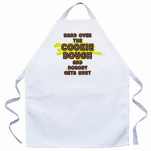 Attitude Aprons by L.A. Imprints Cookie Dough Apron in Natural