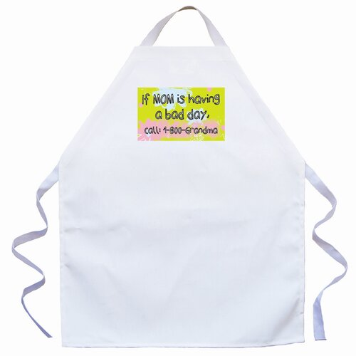 Attitude Aprons by L.A. Imprints Call 1-800-Grandma Apron in Natural