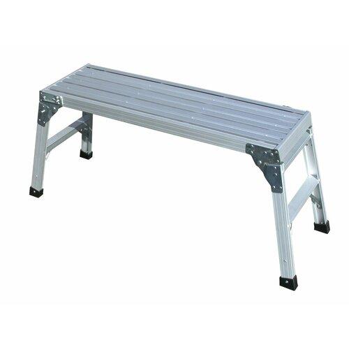 Gorilla Ladder Aluminum Work Bench Amp Reviews Wayfair
