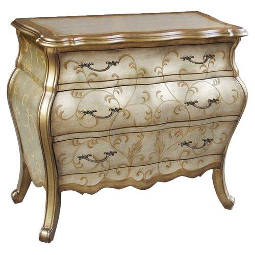 Pulaski Furniture Artistic Expressions 3 Drawer Accent Chest