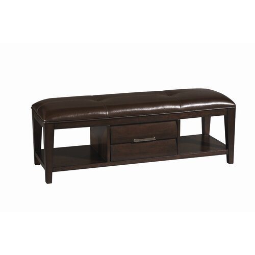 Pulaski Furniture Tangerine 330 Bench with Storage