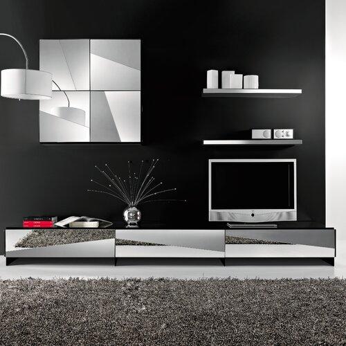"Urbane Designs Mellish TV Stand for TVs 43""-60"""