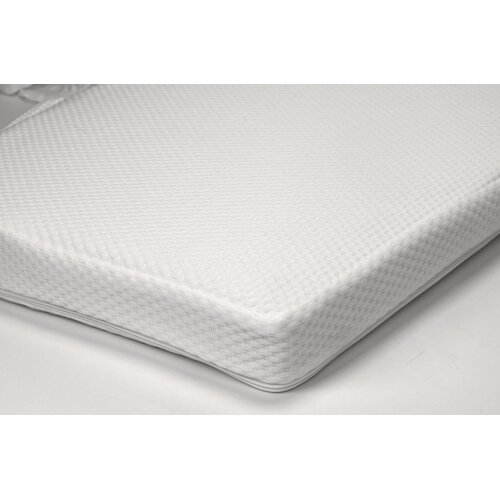Latex Mattress Toppers with Luxurious Stretch Knit Washable Cover