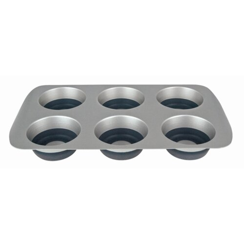 Pop Out 6 Hole Muffin Pan