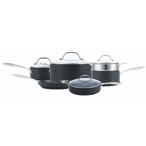 Hardstuff 10-Piece Cookware Set