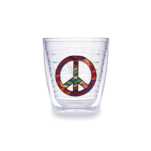Tervis Tumbler Just for Fun Peace Tie Dye 12 oz. Insulated Tumbler