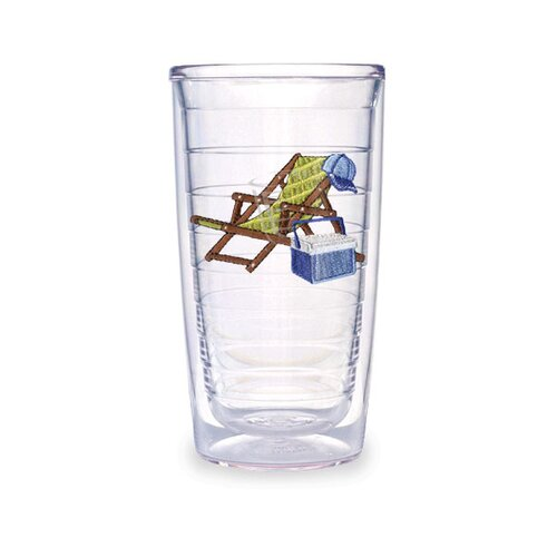 Tervis Tumbler Beach Chair 16 oz. Green Tumbler