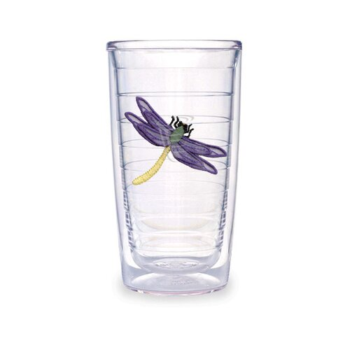 Dragonfly 16 oz. Insulated Tumbler (Set of 4)