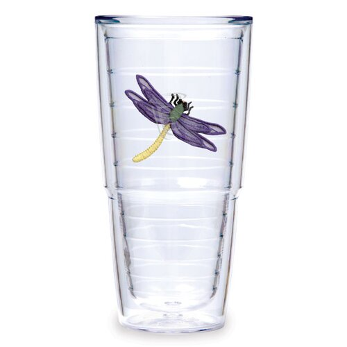 Dragonfly 24 oz. Insulated Tumbler (Set of 2)
