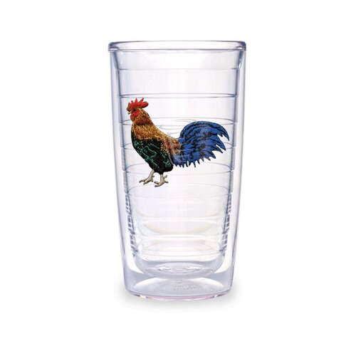 Rooster 16 oz. Insulated Tumbler (Set of 2)