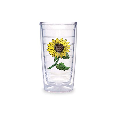 Tervis Tumbler Flowers Sunflower 10 oz. Insulated Tumbler