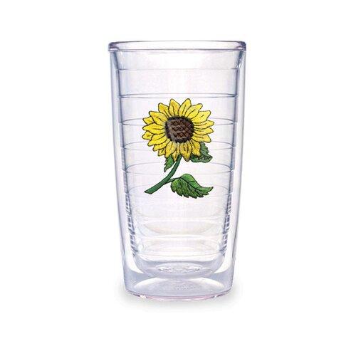 Tervis Tumbler Flowers Sunflower 16 oz. Insulated Tumbler