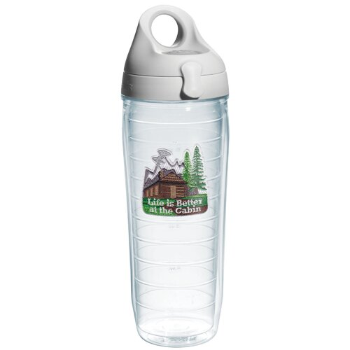 Life is Better 25 oz. At The Cabin Water Bottle