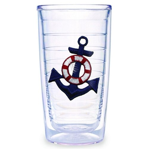 Nautical Anchor 10 oz. Jr-T Insulated Tumbler